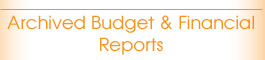 Archived Budget & Financial Reports