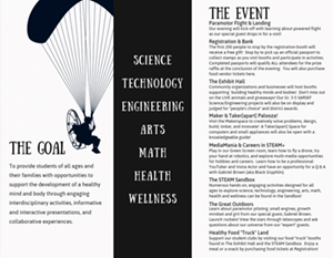 SCV35 Family STEM and WELLNESS Night flyer page 2