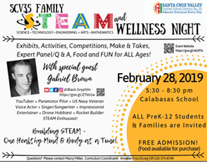 SCV35 Family STEM and WELLNESS Night flyer page 3