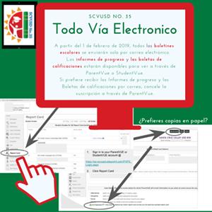 SCVUSD No. 35 Todo via Electronico