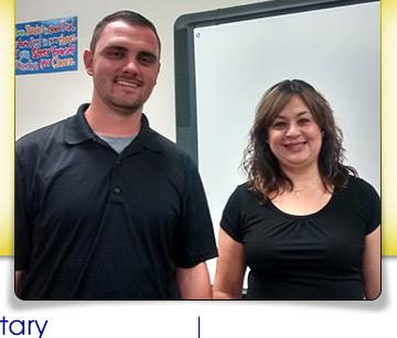 2 teachers