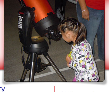 PB Library Astronomy Night