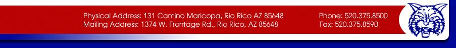 131 Camino Maricopa Rio Rico AZ 85648