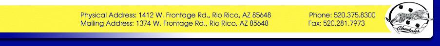 1412 W. Frontage Rd., Rio Rico, AZ 85648