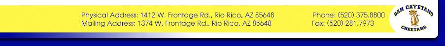 490 Avenida Coatimundi, Rio Rico, AZ 85648