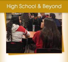 High School & Beyond / High school students