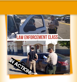 Law Enforcement Class in action