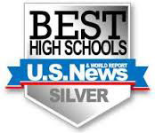 Best High Schools Silver Award