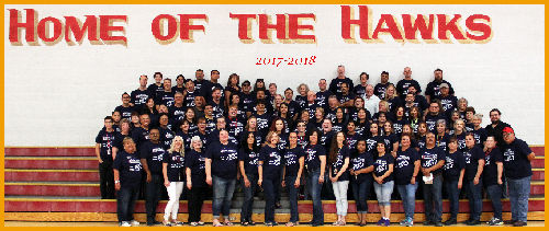 Rio Rico Staff for 2017-2018