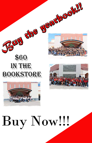 Buy the yearbook! $60 on the bookstore.