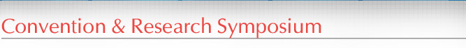 Convention & Research Symposium