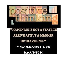 Margaret Lee Runbeck quote