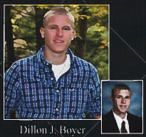 Alumni Highlight, Dillion Boyer