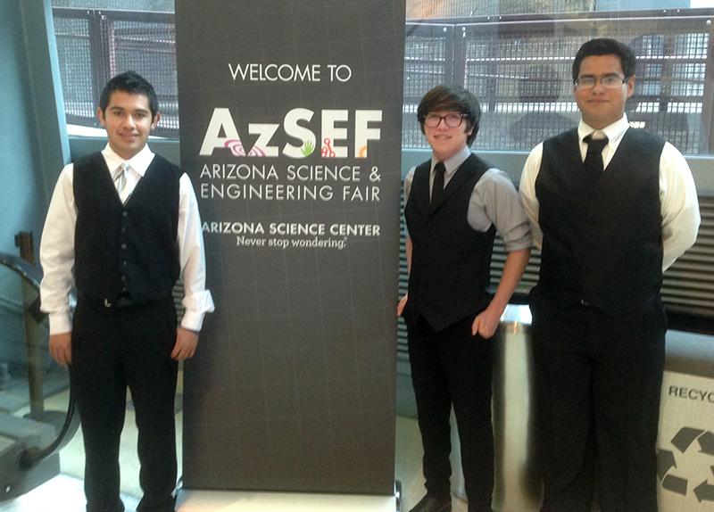 SLHS SF Winners