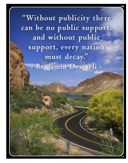 Benjamin Desraeli quote