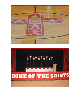Home of the Saints