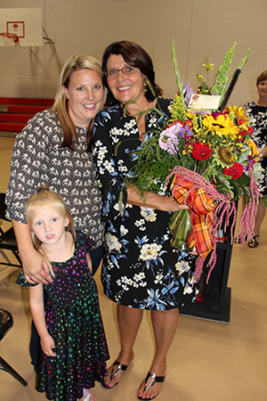 Teacher of the Year - Mrs. LaPointe