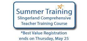 Slingerland Comprehensive Teacher Training Course, June 15-July 14, 2017