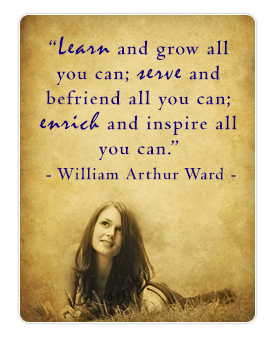 Quote by William Arthur Ward