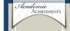Academic Achievements