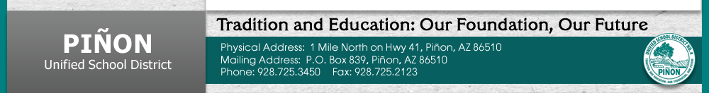 1 Mile North on Hwy 41, Piñon, AZ 86510