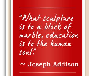 Joseph Addison quote