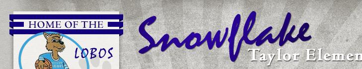 Snowflake Taylor Elementary School