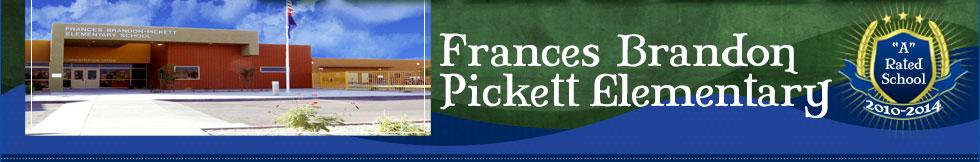 Frances Brandon Pickett Elementary School