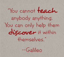 Galileo quote