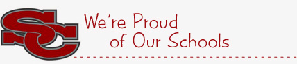 We're Proud of Our Schools