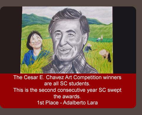 1st Place - Adalberto Lara