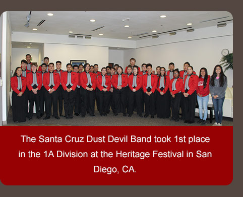 Santa Cruz Valley Union HSD: Home