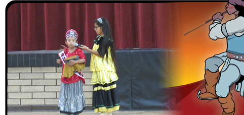 Spelling Bee and Culture Week