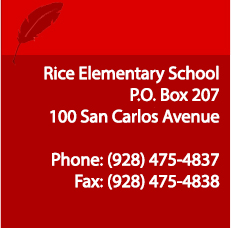 Rice Elementary Address & Phone