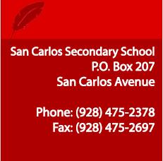 San Carlos Secondary School Address