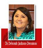 Dr. Deborah Jackson-Dennison