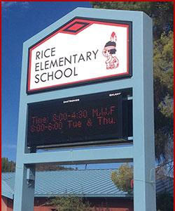 Rice Elementary School