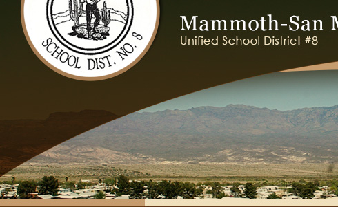Mammoth- San Manuel Unified School District #8