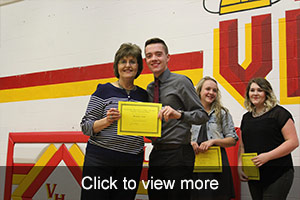 Scholarships Awarded Photos