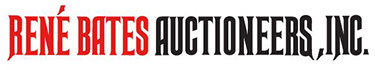 Rene Bates Auctioneers, Inc. logo