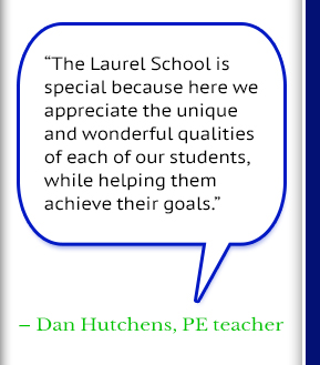 Dan Hutchens, PE Teacher