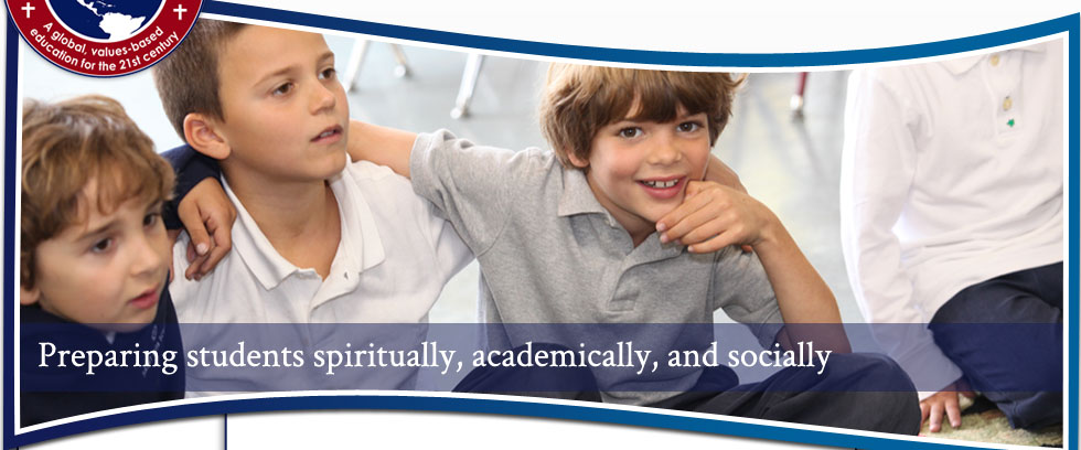 Preparing students spiritually, academically, and socially