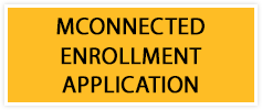 McConnected Enrollment Application