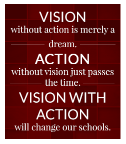 Vision and Action quote
