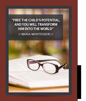 Quote by Maria Montessori