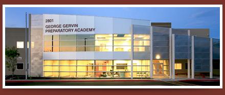 George Gervin Prep Academy