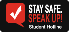 Stay Safe Student Hotline