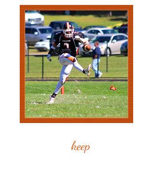 Football Player, Quote
