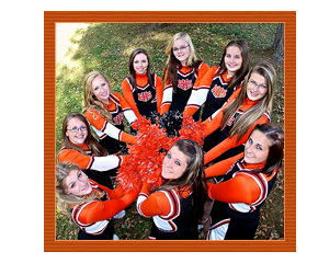 PAHS Cheerleaders
