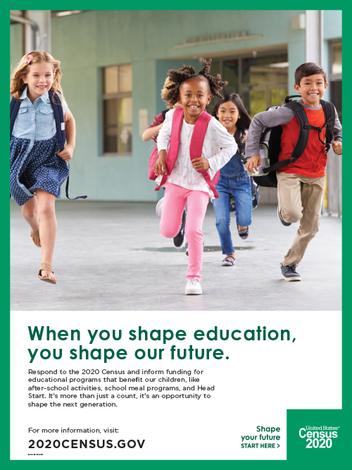 When you shape education, you shape our future
